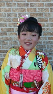 #和服 #七五三 #子供 #和風