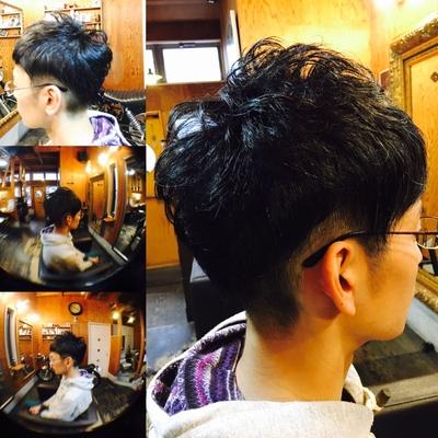 #メンズ #ヘア #ツーブロック  #くせ毛を生かして #今日も1日ありがとうございます  http://japanese-bean-jelly.webnode.jp/