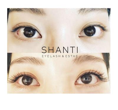 SHANTI (シャンティ)(門前仲町・木場・葛西・お台場/まつげ)の写真