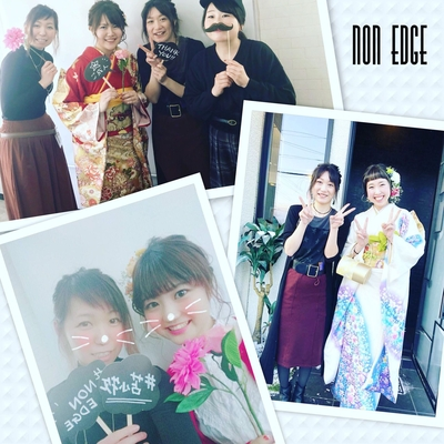 NON EDGE 苫小牧(苫小牧・室蘭/美容室)の写真