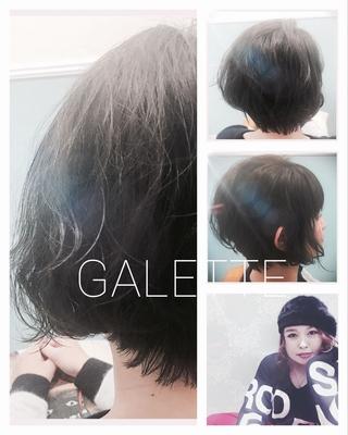 GALETTE なんばウォーク【ガレット】(心斎橋・天王寺・難波/美容室)の写真