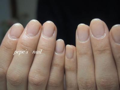 オフィスネイルにピッタリ💅 シンプルグラデーション♡ ・ #pepesnail #nail #nailart #nailstagram #gelnail #nails  #paragel #pregel#vetro#bellaforma #handnail#ネイル #ネイルアート #ハンドネイル #春ネイル#シンプルネイル#オフィスネイル#グラデーション#自宅ネイル#大分市