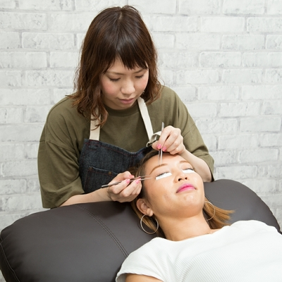 eyelash salon ASOBI