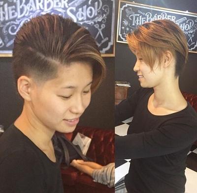 "Under Cut × Skin Fade Style.  スキンフェード オススメバーバースタイル詳細は↓ https://ameblo.jp/barberspeakeasy/entry-12273102724.html  #金沢市 で「フェードカット 」「ポマード」「メンズカット」のことは金沢駅近く バーバーショップ ""スピークイージー,,へ http://barber-speakeasy.crayonsite.net  #金沢バーバー#スピークイージー#金沢駅周辺#理容室#床屋#メンズカット#金沢フェードカット#金沢スキンフェード#バーバースタイル#夜遅くまで営業#barber#barbershop#金沢バーバースタイル #金沢市バーバーショップスピークイージー #オシャレ#ポマード #金沢市バーバーショップ#金沢市スキンフェード#ビジネスマンにオススメ"