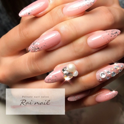 奈良private salon Rai nail