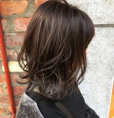 ハイライトグラデーション✨ #float梅田 #ヘアスタイル #fashion #ヘアセット #hair #haircolour #髪型 #ヘアカラー #カラー #外国人風 #関西サロモ #グレーアッシュ #梅田 #簡単ヘアアレンジ #ゆるふわ研究家 #デザインカラー #外国人風カラー #ヘアカタログ #ヘアカタ #グレージュ #ショートヘア #バレイヤージュ #ハイライト #インナーカラー #エモい #ブリーチ #パーマ #スタイリング #デジタルパーマ #ミディアム