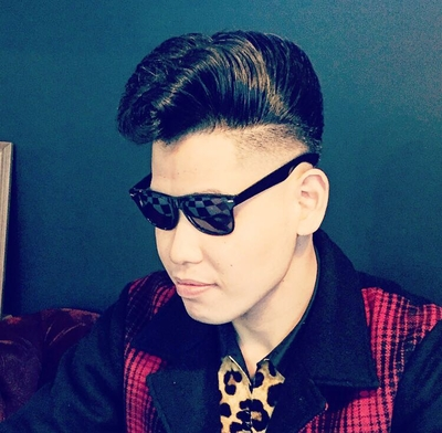 "50's Quiff × Skin Fade Style. #金沢市 で「#スキンフェードカット 」「ポマード」「メンズカット」のことは金沢駅近く バーバーショップ ""スピークイージー,,へ http://barber-speakeasy.crayonsite.net 当店コンセプト↓ https://ameblo.jp/barberspeakeasy/entry-12248938636.html  #金沢バーバー#金沢駅周辺#金沢市理容室#金沢市床屋#金沢市メンズカット#金沢市フェードカット#金沢市バーバースタイル#金沢市夜遅くまで営業#金沢市barber#金沢市barbershop#金沢バーバースタイル #金沢市バーバーショップスピークイージー #金沢市ポマード #金沢市バーバーショップ#金沢市スキンフェード#野々市スキンフェード#小松市スキンフェード#白山市スキンフェード"
