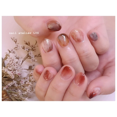 ご予約はこちら☟ https://nailbook.jp/nail-salon/25076/   Instagram☟ フォローお願いします♥️ https://instagram.com/nailatelier___lys?utm_source=ig_profile_share&igshid=1e72b7tx2rhyv