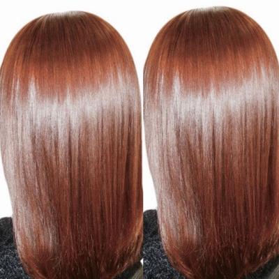 ✨艶感、くすみ具合、発色がいつもと絶対変わる✨  イルミナカラーで最高の髪色へ❣️  ##イルミナカラー ##カラー ##縮毛矯正 ##ヘアスタイル ##ヘア ##横浜 ##美容室 ##髪質改善