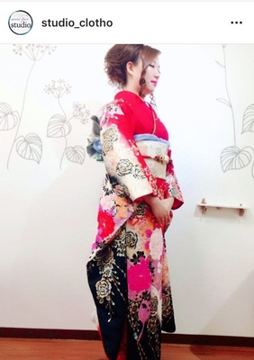 成人式:振袖(お持込)着付け+ヘアセット(hiro)  #京都#祇園#kyoto#セットサロン #京都セットサロン #studioclotho#スタジオクロト #ヒロstudio #プライベートサロン    #ヘアアレンジ #ヘアメイク#アーティスト#美容師 #ファッション#モデル#カメラ #ナチュラル#ルーズ#エアリー #かわいい#おしゃれ#おしゃれさんと繋がりたい  #アップスタイル #ブライダル#結婚式 #イベント#パーティ #振袖ヘア #振袖
