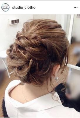 #京都 #祇園#セットサロン #京都セットサロン  #studioclotho#スタジオクロト #ヒロstudio #ヘアアレンジ#ルーズ  #プライベートサロン   ミディアムヘアの、NO逆毛でダメージレスなルーズアップ。