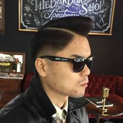 """#金沢バーバー #金沢市バーバー #金沢市 で「#スキンフェードカット 」「ポマード」「メンズカット」のことは金沢駅近く バーバーショップ """"スピークイージー,,へ http://barber-speakeasy.crayonsite.net 当店コンセプト↓ https://ameblo.jp/barberspeakeasy/entry-12248938636.html  #金沢駅周辺#金沢市理容室#金沢市床屋#金沢市メンズカット#金沢市フェードカット#金沢市バーバースタイル#金沢市夜遅くまで営業#金沢市barber#金沢市barbershop#金沢バーバースタイル #金沢市バーバーショップスピークイージー #金沢市ポマード #金沢市バーバーショップ#金沢市スキンフェード#野々市スキンフェード#小松市スキンフェード#白山市スキンフェード"""