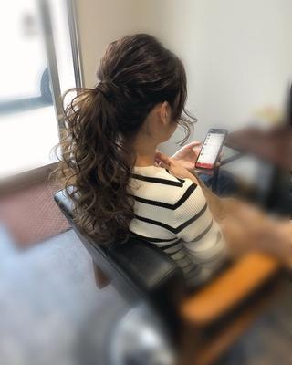 ポニーテール☆ * #宮崎市ヘアセット #宮崎市 #ヘアセット専門店 #セットサロン #ヘアセット #ヘアアレンジ #ロングヘアアレンジ #ローポニー #ポニーテールヘア #およばれヘア #ブライダルヘア #宮崎ヘアセット #結婚式ヘアアレンジ #結婚式ヘア #宮崎セット #ポニーテール #ポニーテールアレンジ  #宮崎 #hair #hairset #hairstyle #hairarrange #宮崎県 #宮崎市STELLA #宮崎市ステラ #宮崎市セット #アレンジヘア #宮崎市美容室