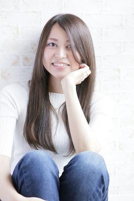 #艶髪#ロング#ストレートスタイル#カット#カラー#福岡#天神#大名#LINKHAIRDESIGN