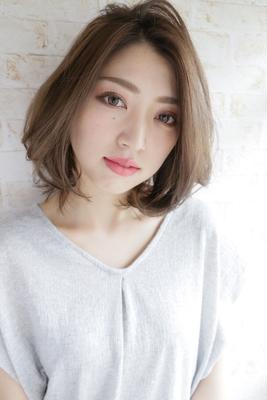 #艶髪#ミディアム#美髪#カット#カラー#福岡#天神#大名#LINKHAIRDESIGN