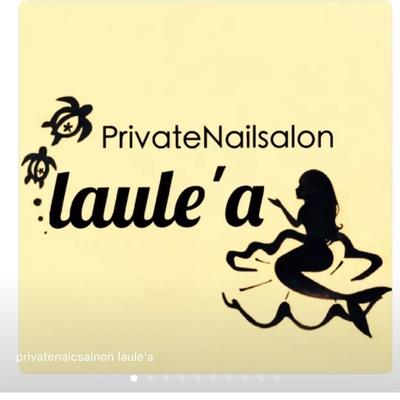 PrivateNailsalon  laule'a